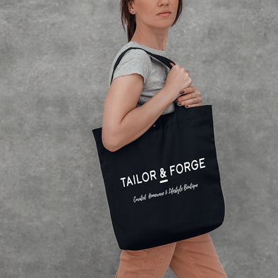 eco - tote bag - tailor & forge