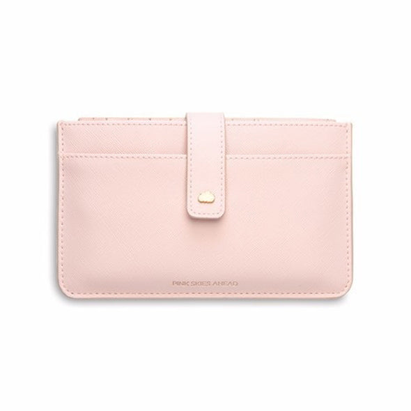 Travel Document Wallet - Blush - Bags - Estella Bartlett - TAILOR & FORGE