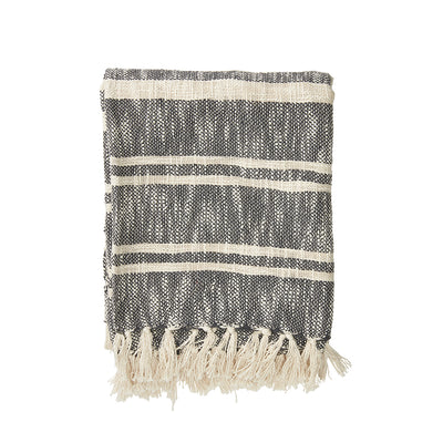 Beach House Blanket/ Throw - Natural Throws - Throws - Blankets - Mixed Fibres - Throws - Outdoor Living - Beach House Throw -Tailor & Forge