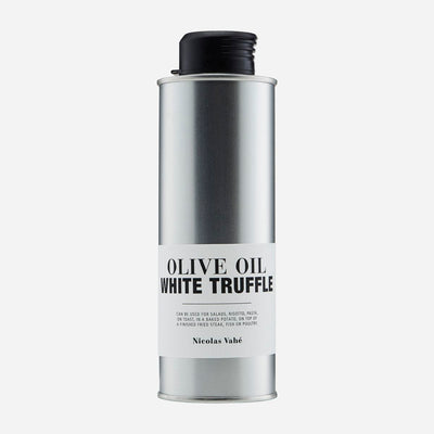 White Truffle Olive Oil - Gourmet Food - Nicolas Vahe - Cooking - Luxury Cooking Ingredients - Food - Tailor & Forge