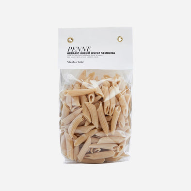 Penne Pasta - Organic Durum Wheat Semolina - Food - Society of Lifestyle - TAILOR & FORGE