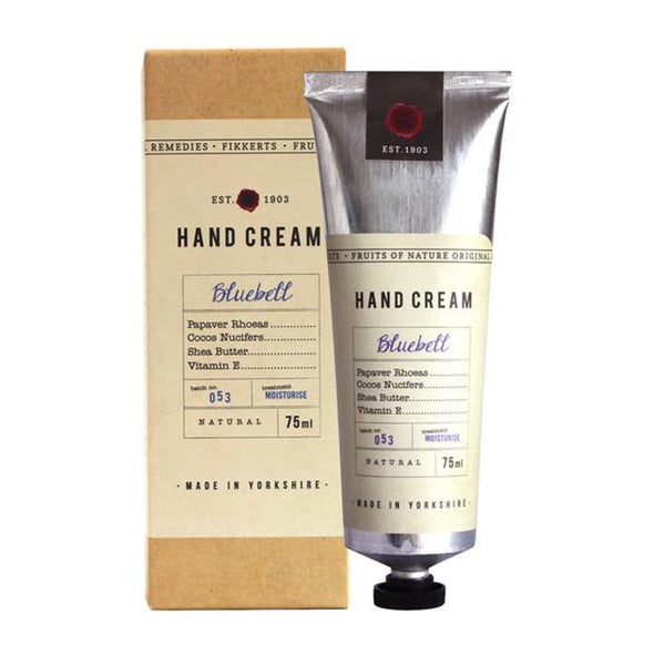 FoN Hand Cream - Bluebell - Bath & Body - Fikkerts - TAILOR & FORGE