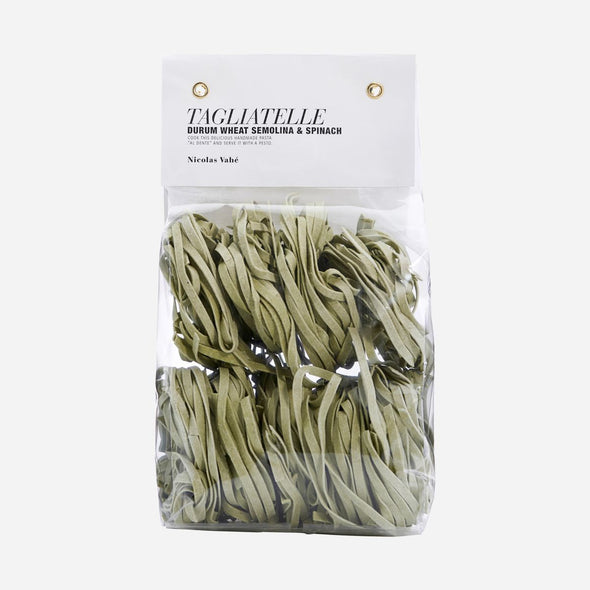 Tagliatelle - Durum Wheat Semolina & Spinach - Food - Society of Lifestyle - TAILOR & FORGE