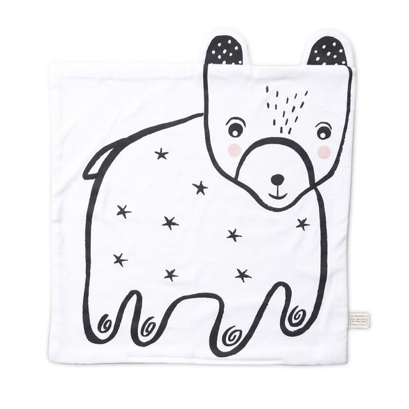 Snuggle Blanket - Bear - Baby & Child - Wee Gallery - TAILOR & FORGE