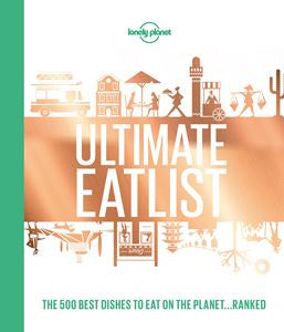 Lonely Planets Ultimate Eatlist - Books - Bookspeed - TAILOR & FORGE