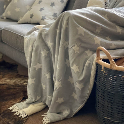 winter blanket  throws  outdoor living  fleece  blanket Tailor & Forge