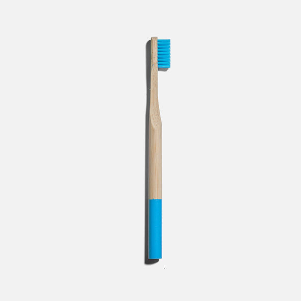 Z.W. Bamboo Toothbrush - Bath & Body - Zero Waste Company - TAILOR & FORGE
