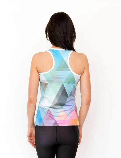Paris Prism Tank - KANDASY CLOTHING