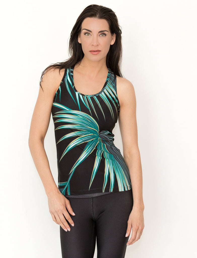 Costa Rican Tropical Tank - KANDASY CLOTHING