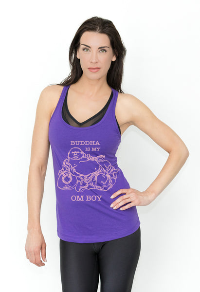 Buddha is my Om boy - KANDASY CLOTHING