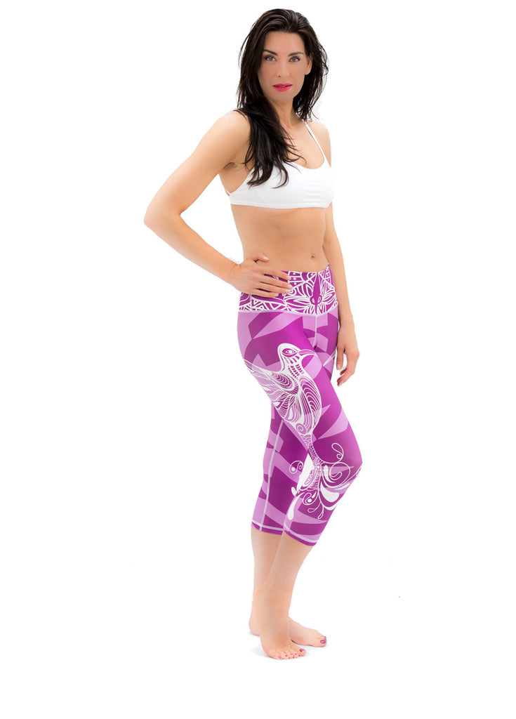 BC Hummingbird Capris - KANDASY CLOTHING
