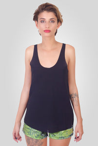 Melao - Laser Top Black