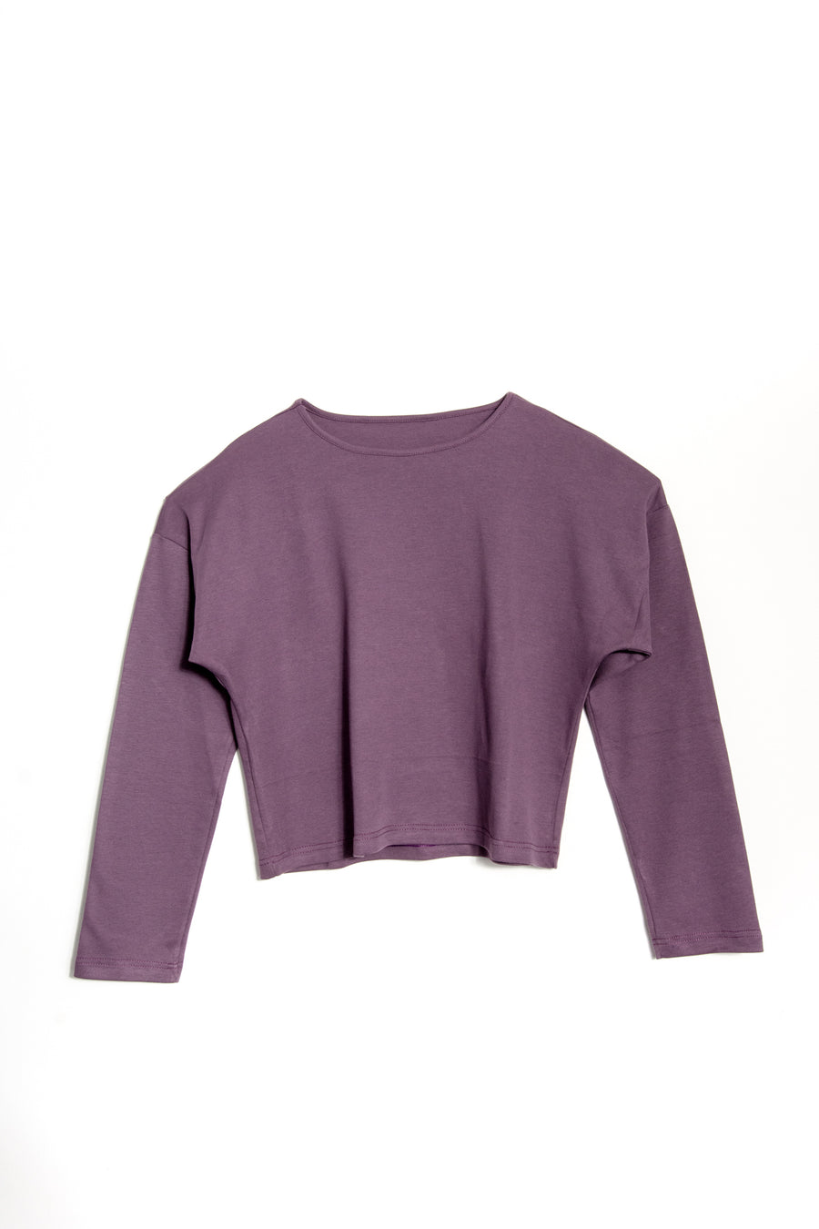 Be Kind - Basic Top Real Grape