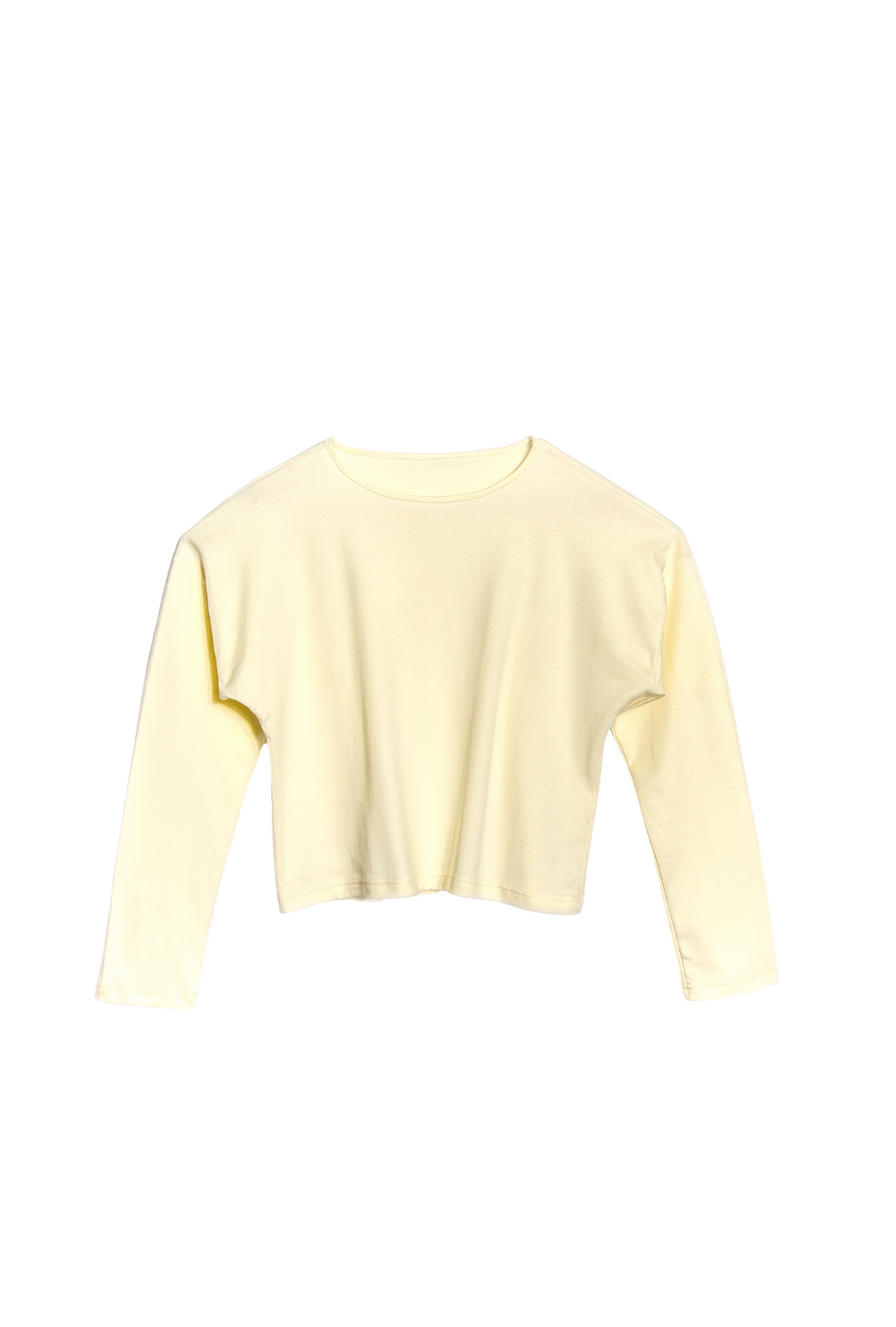 Be Kind - Basic Top Hueso