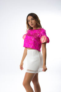 Dress Code - Crop Top Fusion