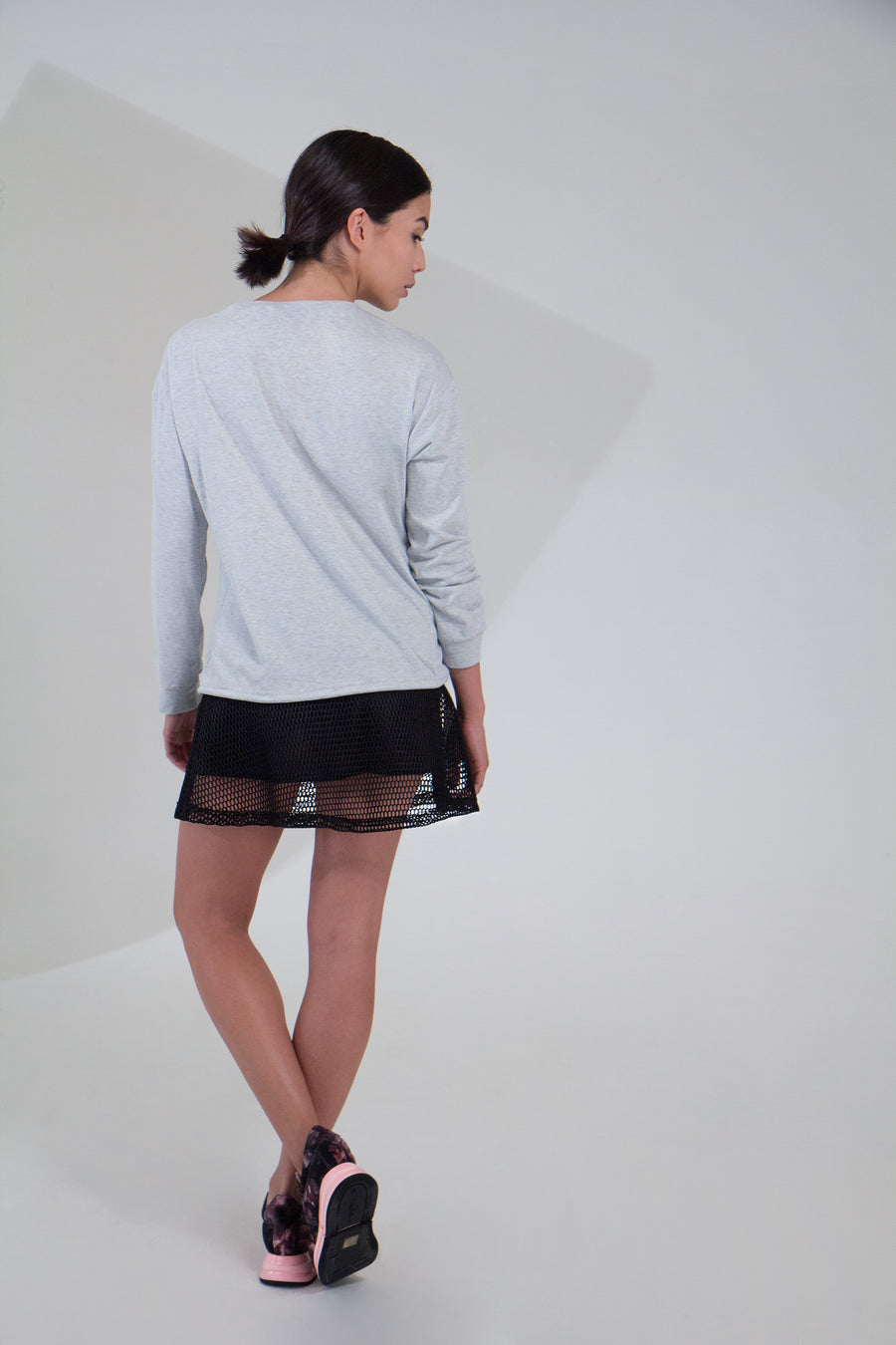 - LAO - Wind Top Soft Gris