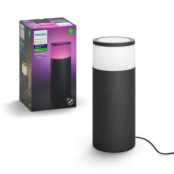 Philips Hue White and Color ambiance Colla Outdoor Bollard