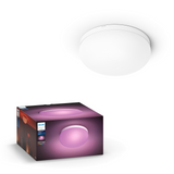 Philips Hue White and Color Ambiance Flourish Ceiling Light + Installation