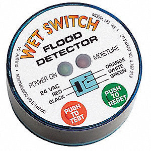 Wet Switch Flood Detector