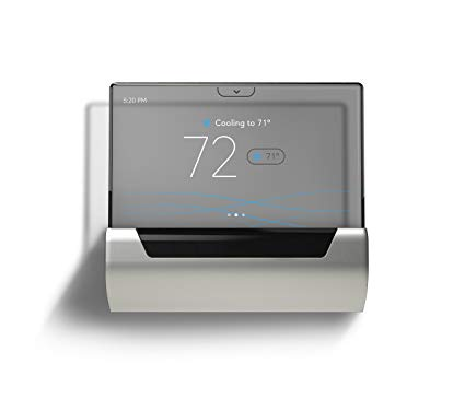 Glas Smart Thermostat + Installation