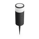 Philips Hue White and Color ambiance Colla Outdoor Bollard + Installation