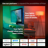 Philips Hue Starter Kit + Installation