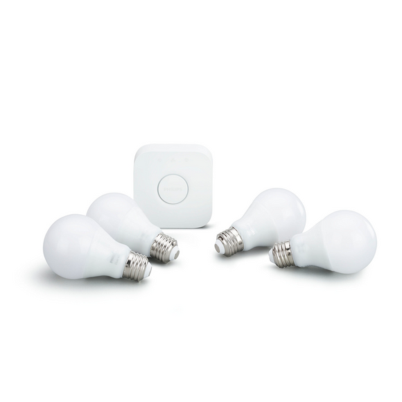 Philips hue white Starter Kit E26