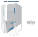 High Efficiency Air Filtration System + Installation