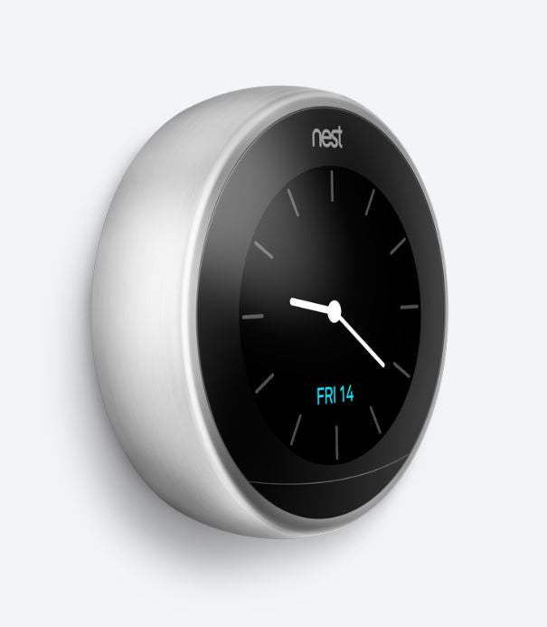 Nest Learning Thermostat  Installation Only  U2013 Nextech