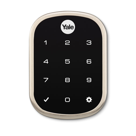 Yale Assure Lock® SL Key Free Touchscreen Deadbolt w/ August Connect + Installation