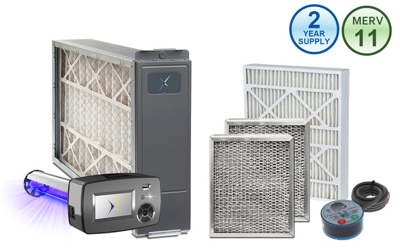 IAQ Elite - Premium Indoor Air Quality Bundle + Installation