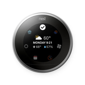 Nest Learning Thermostat + Installation