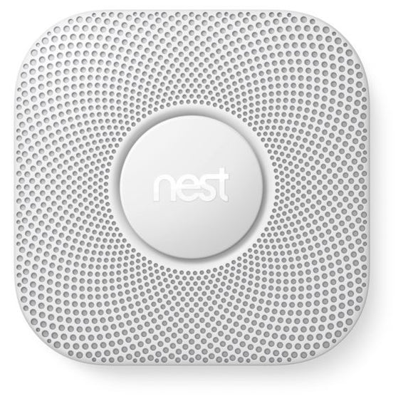 Nest Protect Smoke & CO Sensor (Wired or Battery) + Installation