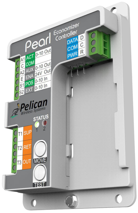 Pelican PEARL Economizer + Installation (Commerical RTU Only)