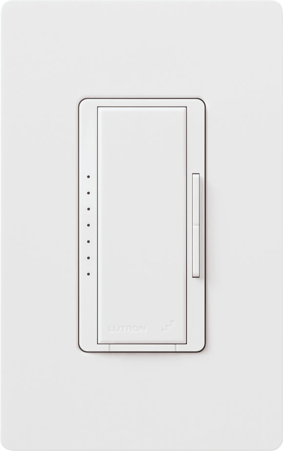 Lutron Ra2 Maestro Smart Lighting Dimmer Switch + Installation