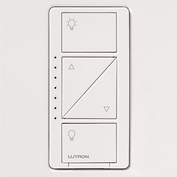 Lutron Caseta Smart Lighting Dimmer Switch + Installation