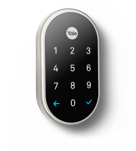 Nest x Yale Lock + Installation