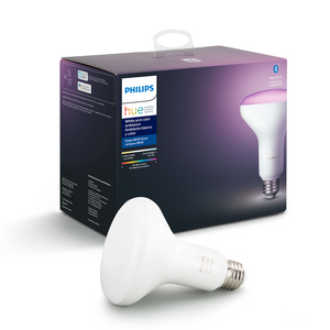 Philips Hue White and Color Ambiance 1-Pack BR30 E26