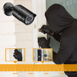 ZOSI Security Camera System + Installation