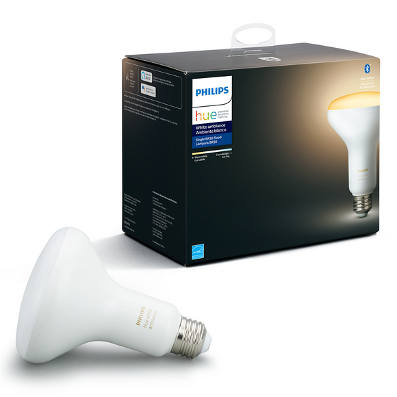 Philips Hue White Ambiance 1-Pack BR30 E26