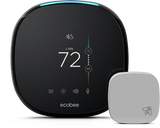 BYOD Ecobee4 Smart Thermostat Professional Installation + 1 Fan Speed Included (T1L)