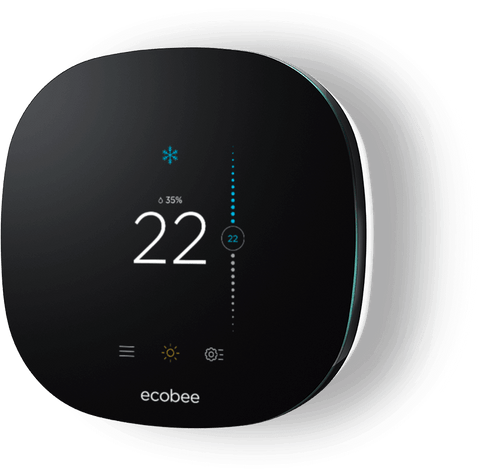 Ecobee3 lite Smart Thermostat + Installation  + Voltage Conversion (Skybridge)