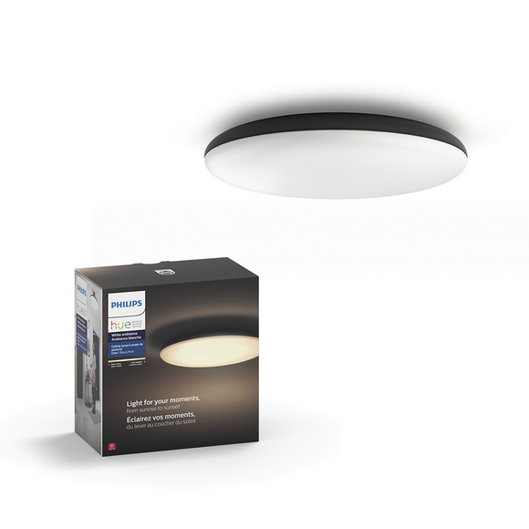 Philips Hue White Ambiance Cher Ceiling Light + Installation