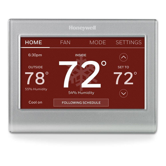 Honeywell Smart Thermostat + Installation