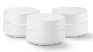 Google Wi-Fi 3 Pack + Installation