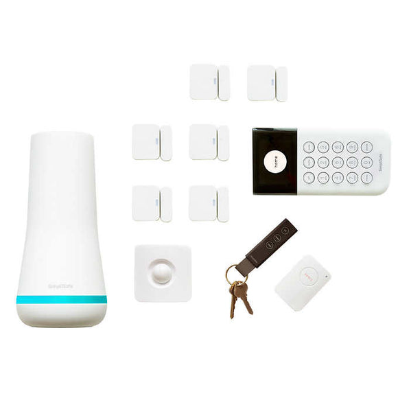 SimpliSafe Home Security Kit + Installation