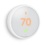 Nest Thermostat E with Professional Installation (single fan speed only) (T3)