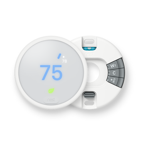 Nest E Smart Thermostat + Installation + Voltage Conversion (Skybridge)