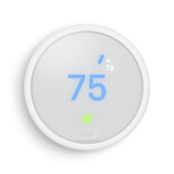Nest Thermostat E with Professional Installation (single fan speed only) (T3P)