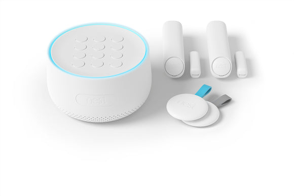 Nest Secure Alarm System + Installation